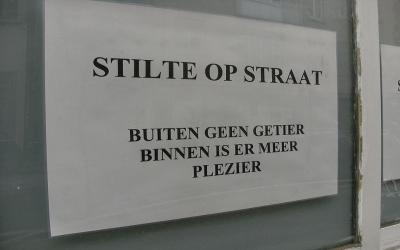 Internationale Dag van de Stilte